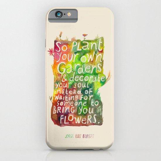Jorge Luis Borges iPhone & iPod Case