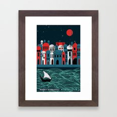 Scheherazade - Rimsky Ko… Framed Art Print