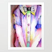 Meek Art Print