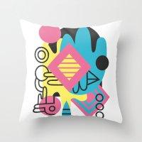 Espectre (#1) Throw Pillow
