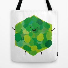 hexagonin Tote Bag