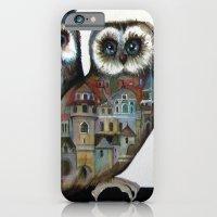 Medieval Owls iPhone 6 Slim Case