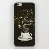 A Cup of Dreams iPhone & iPod Skin