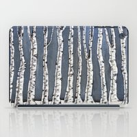 White book iPad Case