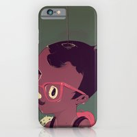 Black-water Coconut iPhone 6 Slim Case