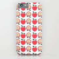 iPhone & iPod Case featuring Apple of my eye by Lydia Coventry
