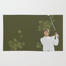 Tiger Woods Rug