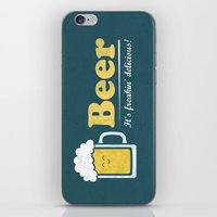 Obvious Slogan #3 iPhone & iPod Skin
