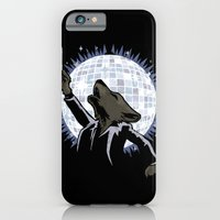 Howling at the Disco Moon iPhone 6 Slim Case
