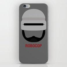 ROBOCOP iPhone & iPod Skin