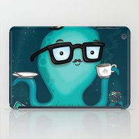 Nerdtopus iPad Case
