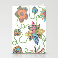 Feeling Alive Stationery Cards