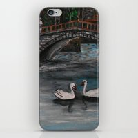 Canal Serenade iPhone & iPod Skin