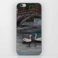 Canal Serenade iPhone & iPod Skin