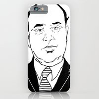 Al 'Scarface' Capone iPhone 6 Slim Case