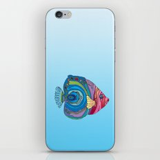 Oh That Fish iPhone & iPod Skin