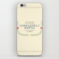 True Love iPhone & iPod Skin