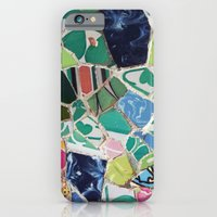 iPhone & iPod Case featuring Tiling with pattern 6 by Lucie
