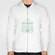 Irish Blessing Hoody