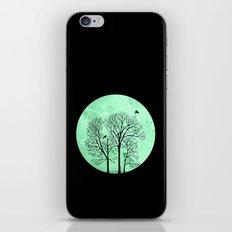 Perch iPhone & iPod Skin
