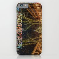 Merry Christmas, Boston iPhone 6 Slim Case