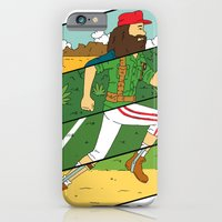 iPhone & iPod Case featuring Run by Derek Eads