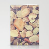 Just a pile of rocks Stationery Cards