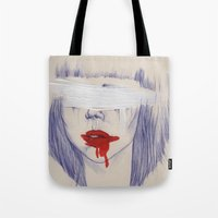 Damaged hearts Tote Bag
