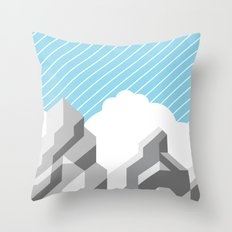 SMW Throw Pillow