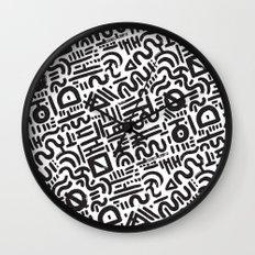 Abstract 0018 Wall Clock