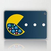 8-Bit Breakfast Laptop & iPad Skin