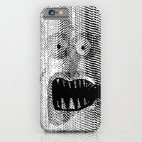 iPhone & iPod Case featuring Copy Monster by giuditta matteucci