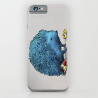 iPhone Cases featuring Sonic (color option) by Eric Fan