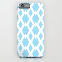 Daffy Lattice Sky iPhone 6 Slim Case
