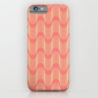 iPhone & iPod Case featuring Midcentury Pattern 06 by BLKSPC