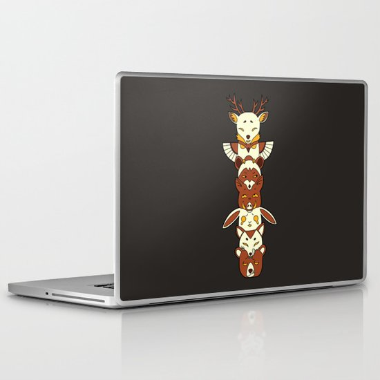 Totem Laptop & iPad Skin