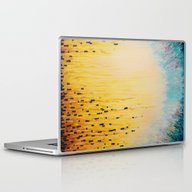 Laptop & iPad Skin featuring MYSTIC GARDEN Lovely Fai… by EbiEmporium