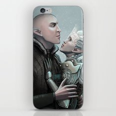 Dragon Age - Solas and Inqusitor iPhone & iPod Skin
