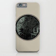 Miniature Circle Landscape 1: Morning Vision iPhone 6 Slim Case