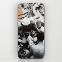 Love Is Abstract iPhone & iPod Skin