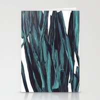 natural pattern Stationery Cards