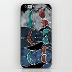 Negative iPhone & iPod Skin
