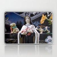 Saint Teresa Laptop & iPad Skin