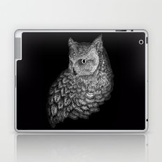 A Friend for Forsythe in Black Laptop & iPad Skin