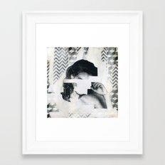 Torn 1 Framed Art Print