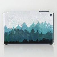 Woods Abstract  iPad Case
