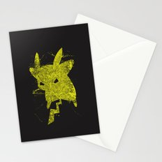 Yellow Monster Stationery Cards