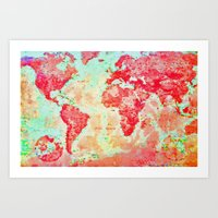 Oh, The Places We'll Go.… Art Print