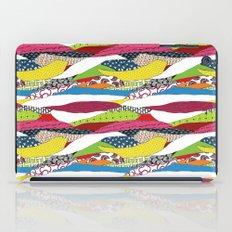 Patchwork pattern iPad Case