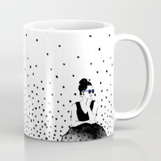 Polka Rain III Mug